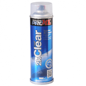 PRO XL 2K Clearcoat Lacquer